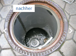 Abscheidersanierung | De Buhr Bau GmbH, Erkrath – Abscheiderreparatur, Dichtigkeitsprüfung