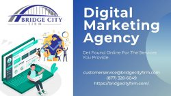Bridge City Firm – Digital Marketing Services Providing Agency