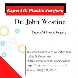 Dr. John Westine   Experienced Plastic Surgeon