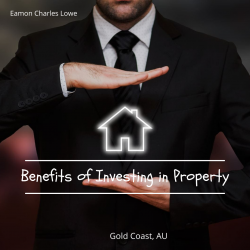 Eamon Charles Lowe – Make Secure Investments in Property