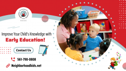 Early Education to Develop Your Child's Skills