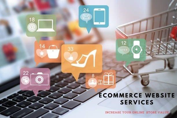 Ecommerce web design Kolkata