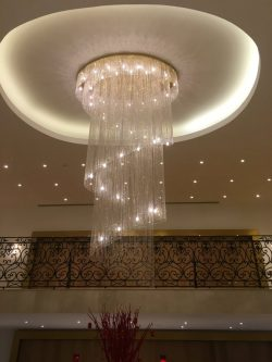 Give a traditional touch to your modern Homes with Contemporary Chandeliers