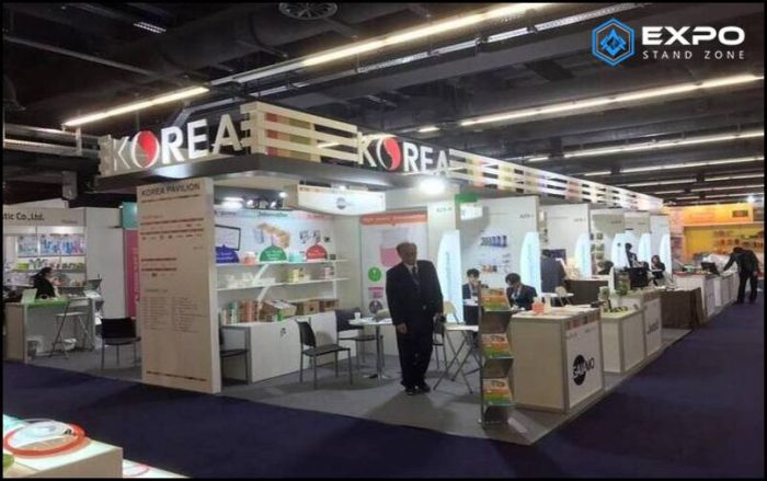 Benefits of Exhibition Booth Design Show with Us