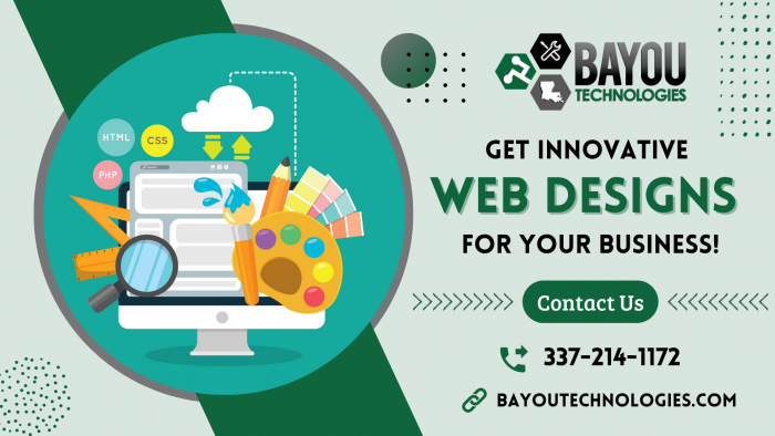Eye-Catching Web Design for Your Business
