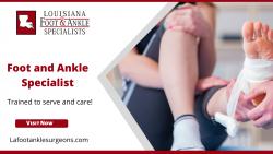 Comprehensive Foot Care Doctors