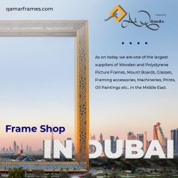 Leading Frame Shop Dubai – Qamarframes