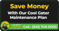 Save Money With Our Cool Gator Maintenance Plan