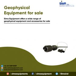 Geophysical Equipment For Sale