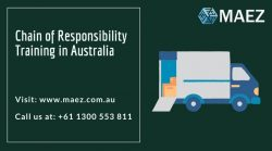 Get Chain of Responsibility Training in Australia