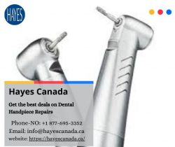 Dental Handpiece Repairs