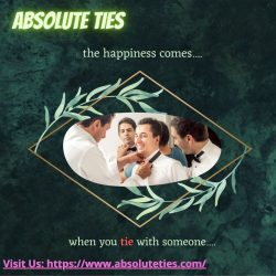 Absolute ties in different color and types- Banner