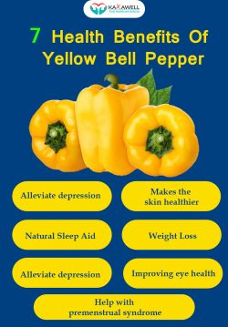 7 Health Benefits of Yellow Bell Pepper