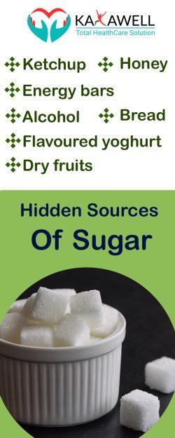 11 Hidden Sources Of Sugar