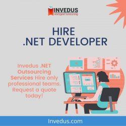 Hire Dot Net Developer – Invedus Outsourcing