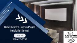 Hire the Right Audio Video Installation Service