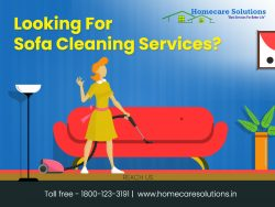 Looking for sofa cleaning services? Tired of dirty sofas?