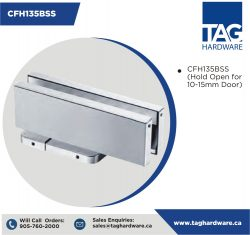 Finest Concealed Hydraulic Door Closers in Canada