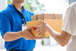 same day parcel delivery services