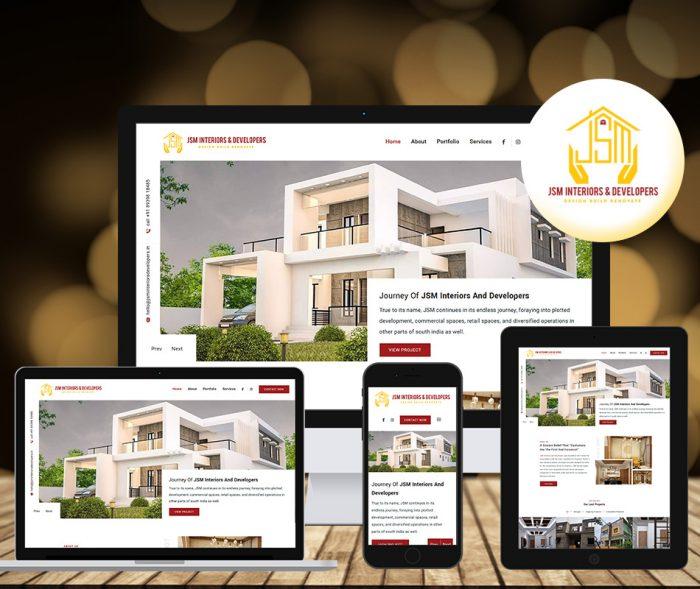 Website Design Company in Chennai – Sanctez