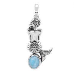 Shop Blue Larimar Stone Jewelry at Wholesale