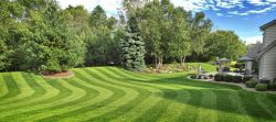 Lawn Mowing Strathmore Heights