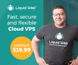 Liquid Web Coupon For Fully Managed Cloud, VPS and WordPress Hosting Services