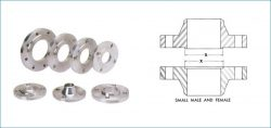 Male & Female Flanges