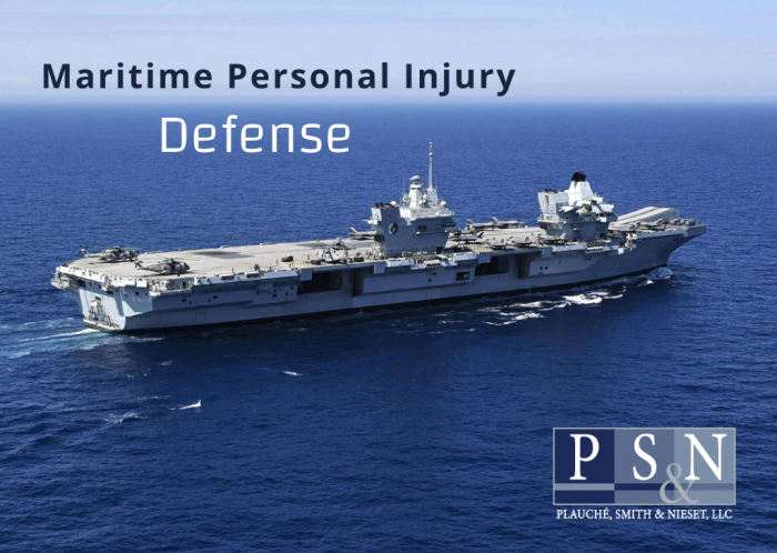 Superior Defense Lawyer For Maritime