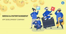 Media & Entertainment App Development Company