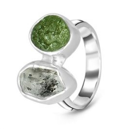 Fashionable Moldavite Jewelry at Wholesale Price