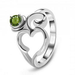 Shop Wholesale Real Moldavite Rings