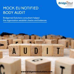 MOCK EU NOTIFIED BODY AUDIT