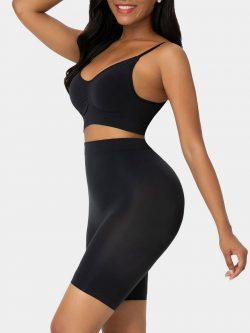 Nilit™ Sculpting Short Above The Knee | Plus Size Shaping Shorts & DuraFits