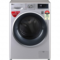 LG fully automatic front load washing machine in India