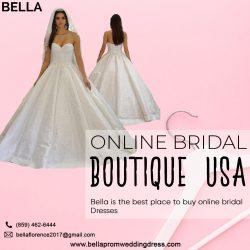 Online Bridal Boutique USA