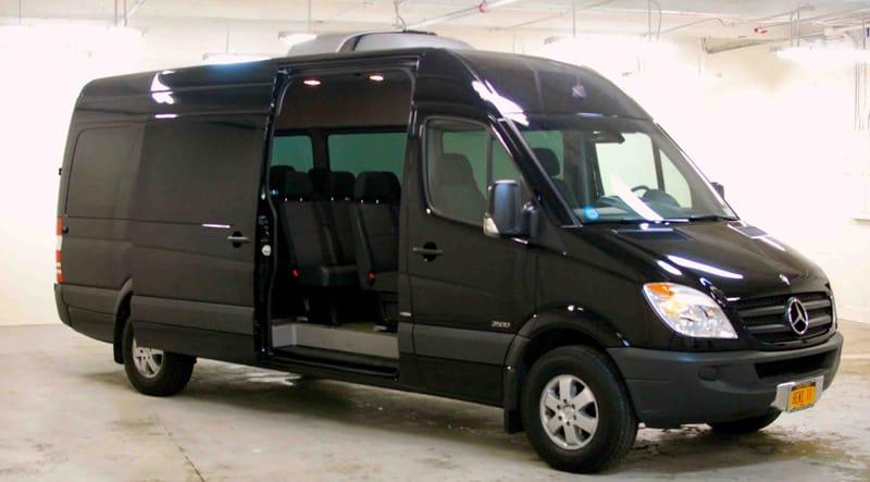 Passenger Van Rental New York