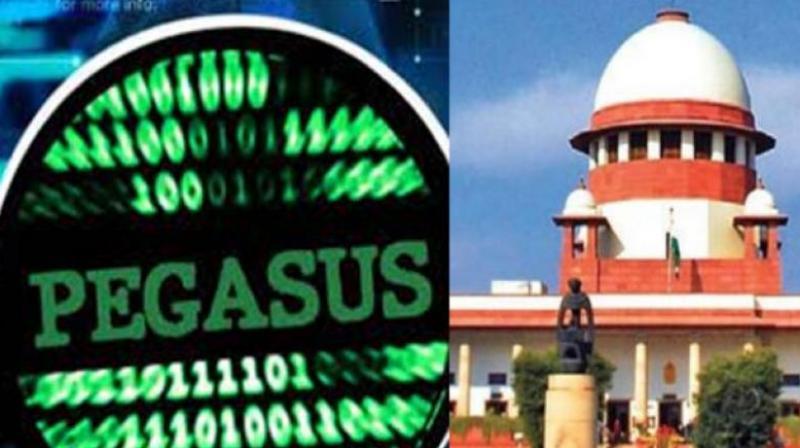 Pegasus Spyware Case Adjourned Till Monday