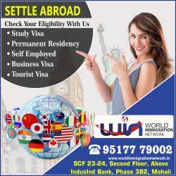 Settle Abroad