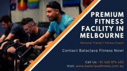 Premium Fitness Facility in Melbourne