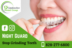 Protect the Teeth During Sleeping Time