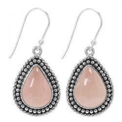 Buy Real Rose Quartz Stone Jewelry