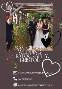 Sam Gibson Wedding Photography, Bristol