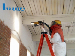 Find Right Contractor for Spray Painting in Toronto – Industry Painting Ltd.