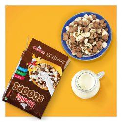 Unique Design Choco Corn Flakes Manufacturers