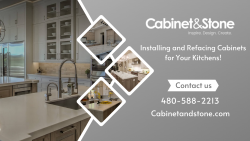 Affordable Kitchens Cabinets with Easy Installation!