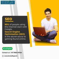 SEO Agency India – Brandhype