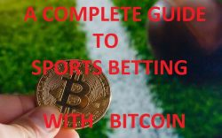 Sports betting with bitcoin
