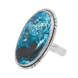 Beautiful Blue Gemstone