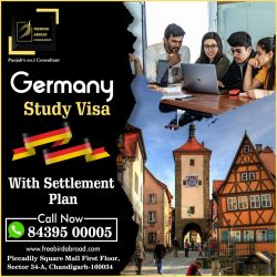 Study in Europe With Settlement Plan